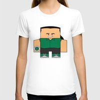 power rangers T-shirts featuring Mighty Morphin Power Rangers - Tommy (The Original Green Ranger) by Choo Koon Designs