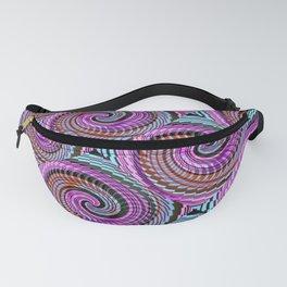 Colorful Decorative Buns #2 Fanny Pack