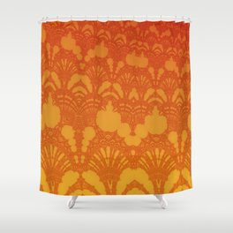 Fractal Abstract 90 Shower Curtain