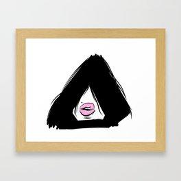 Bianca Framed Art Print