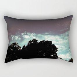 Just That Glow Rectangular Pillow