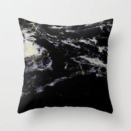 Fleeting Brainwave VI Throw Pillow