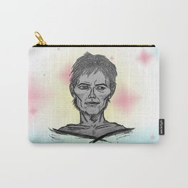 Expressionistic Carry-All Pouch