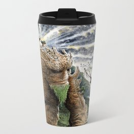 The Earth Golem Metal Travel Mug