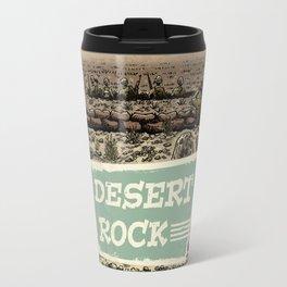 Atomic Vacation at Desert Rock Travel Mug