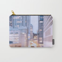 Pastel Nights Carry-All Pouch