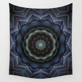 Indigo Soul Wall Tapestry