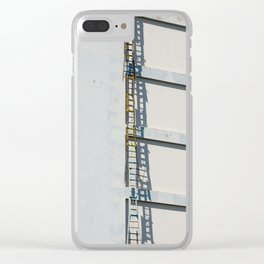 The sky's the limit Clear iPhone Case