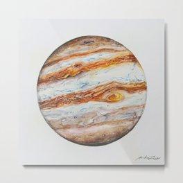 Jupiter Metal Print