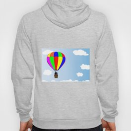 Amongst the Clouds Hoody