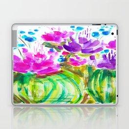 Flowerista Cactus Laptop & iPad Skin