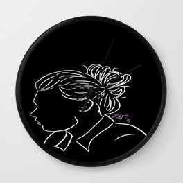 Bun Harry Wall Clock