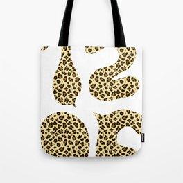 1206 Leopard Spots Tote Bag