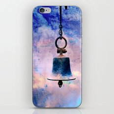Freedom Rings in the Dark iPhone & iPod Skin