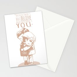 In the Flesh - Siren Stationery Cards
