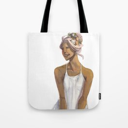Flower Crowned | Allura Tote Bag