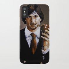 We'll Miss You, Steve.  Slim Case iPhone X