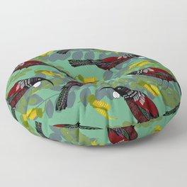 Tui Pattern Floor Pillow
