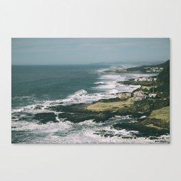 Yachats Canvas Print