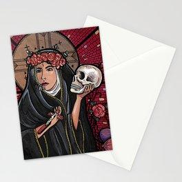 Rita of Cascia Stationery Cards
