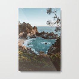 Mcway Falls Metal Print