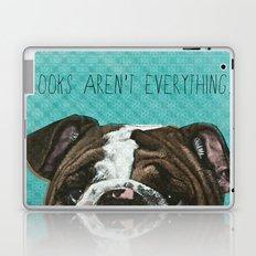 English Bulldog Print Laptop & iPad Skin