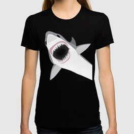Shark Attack Out of the Deep T-shirt