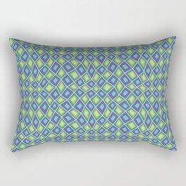 Diamonds are Forever-Jardin Colors Rectangular Pillow