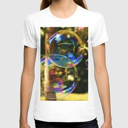 Bubbles | Bulles T-shirt