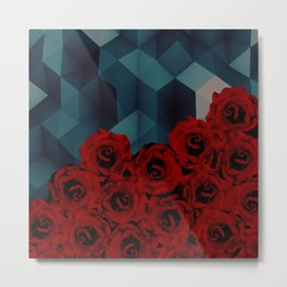 C13D Everything rosy 4 Metal Print