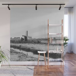 Wind Farm Wall Mural