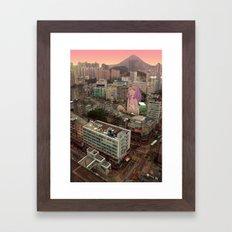 Kwun Tong Framed Art Print