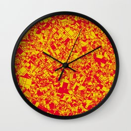 citybright Wall Clock