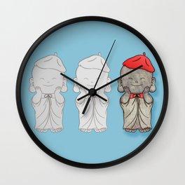 Jizo-sama Wall Clock