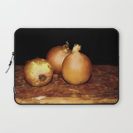 Onions Stil Life Laptop Sleeve
