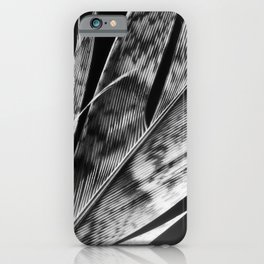 Grouse Feather iPhone Case