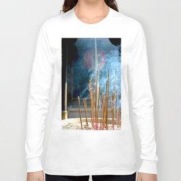 Through Smoke Long Sleeve T-shirt