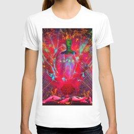 Female Fire T-shirt