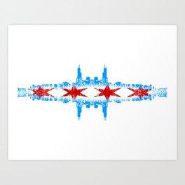 Second City Beat Art Print