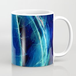 'Harbinger' inverted Coffee Mug