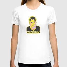 Charlie Sheen Winning_Ink T-shirt