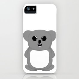 Koala Bear Babe iPhone Case