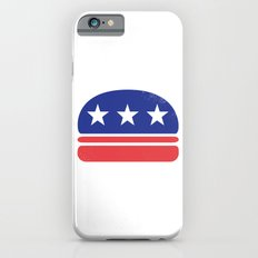 I Vote for Burger! iPhone 6s Slim Case