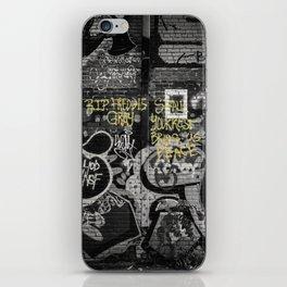 Uprising iPhone Skin