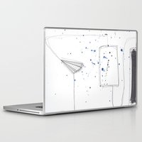 fly Laptop & iPad Skins featuring Fly by MAGIC DUST