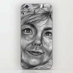 Björk iPhone & iPod Skin