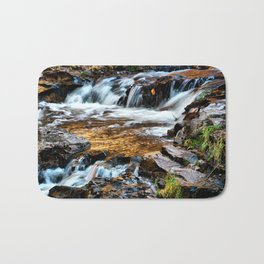 Evening Light Reflections Bath Mat