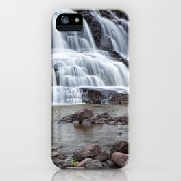 Lower Gooseberry Falls iPhone Case