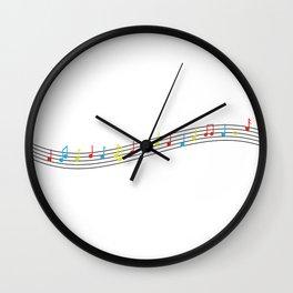 2015:  Rhyme Wall Clock