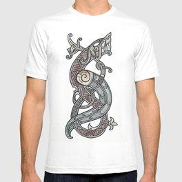 Viking dragon T-shirt